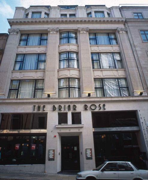 The Briar Rose in Birmingham, West Midlands, England