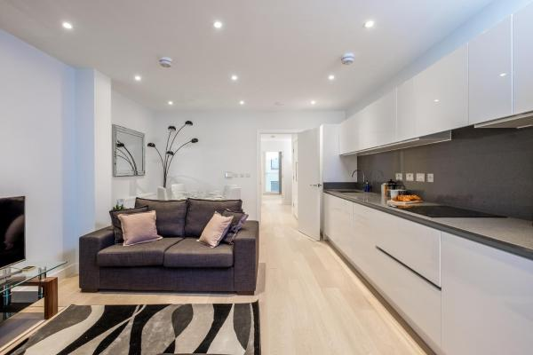 Globe View House Apartment in London, Greater London, England