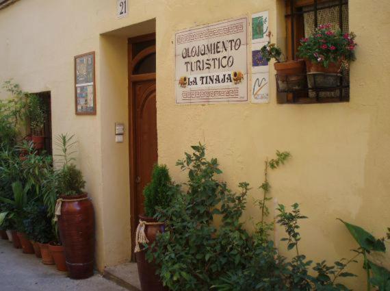 Alojamiento Turístico La Tinaja