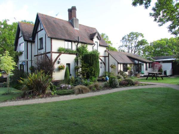 Dale Farm House in Southampton, Hampshire, England