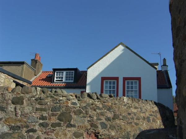 Castaway Holiday Cottage Fife in Lower Largo, Fife, Scotland