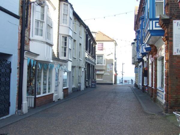 33 Garden Street in Cromer, Norfolk, England