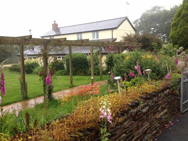 Barton Gate Farm in Holsworthy, Devon, England