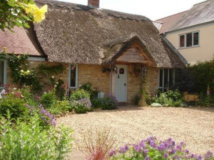 Munden House in Sherborne, Dorset, England