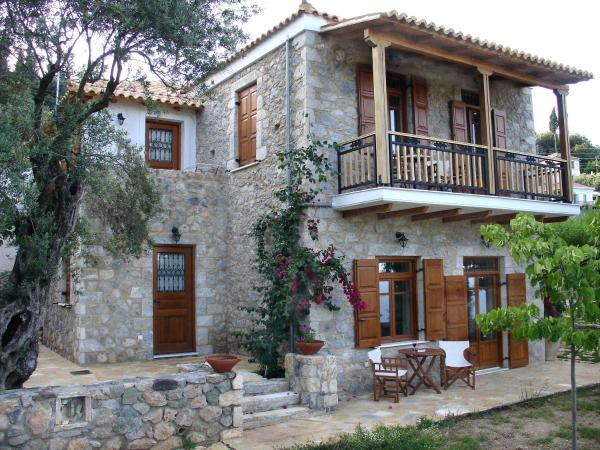 Traditional House At Tyros