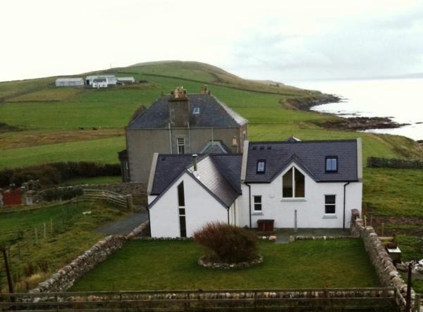 Westhall Cottage in Lerwick, Shetland, Scotland