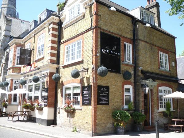 The Stag Enfield in Enfield, Greater London, England