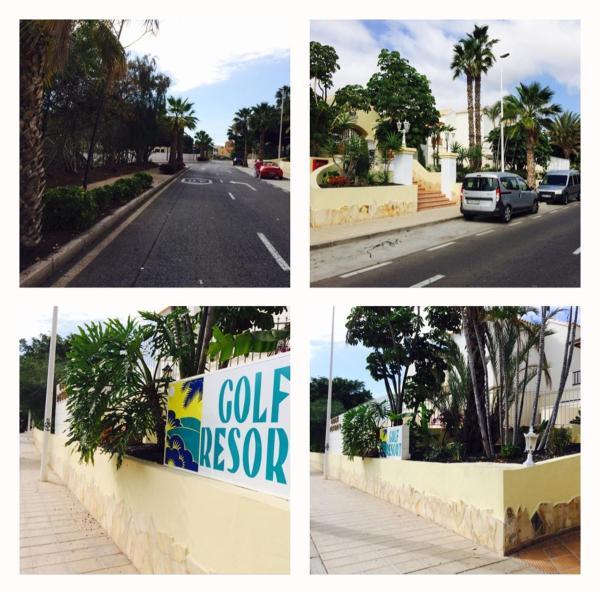 Golf Resort Apartment