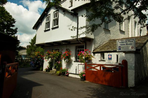Langdale View Guest House in Bowness-on-Windermere, Cumbria, England