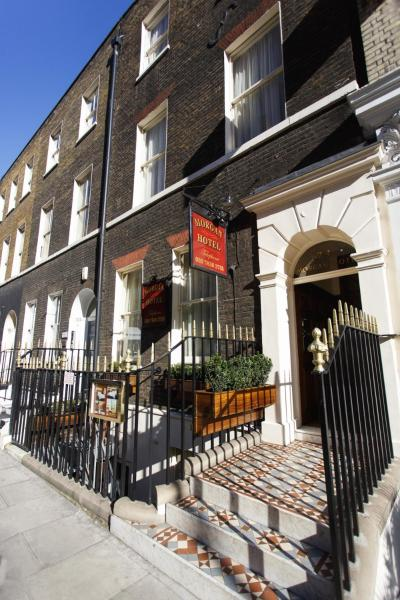 Morgan Hotel in London, Greater London, England