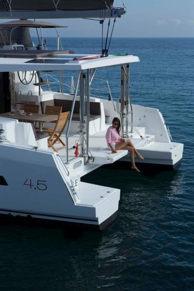 Catamaran Bali 4.5