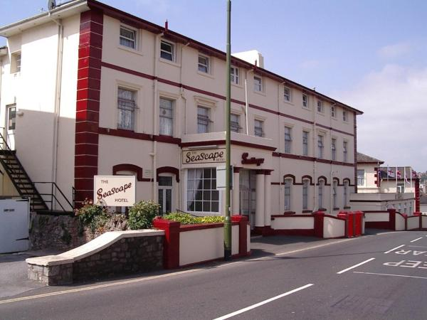 Seascape Hotel in Torquay, Devon, England