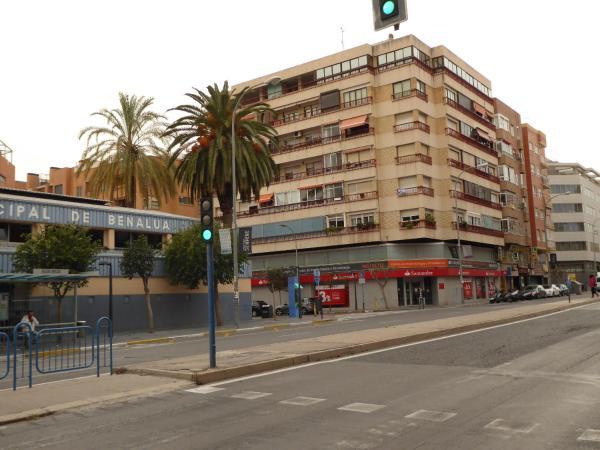 Piso coqueto y comodo en Alicante