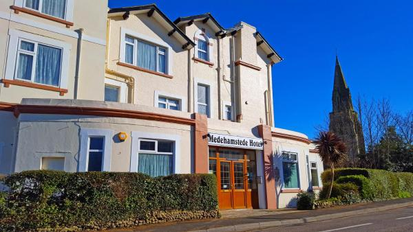 Medehamstede Hotel in Shanklin, Isle of Wight, England