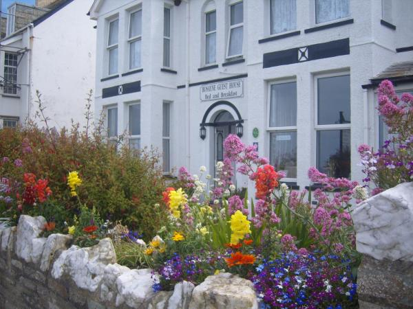 Bosayne Guest House in Tintagel, Cornwall, England