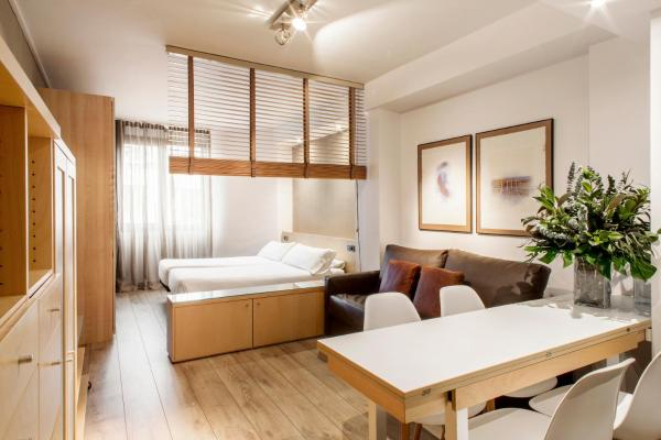 Barcelona Apartment Aramunt