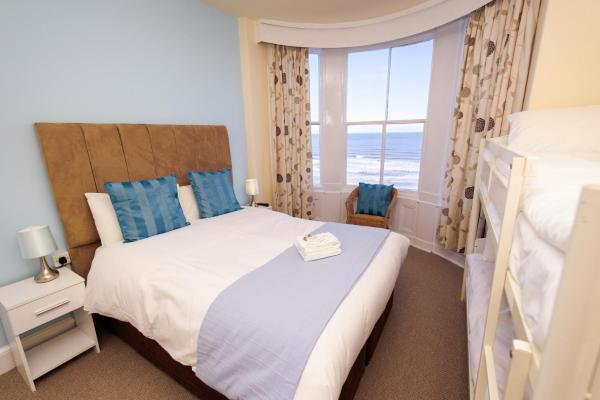 CG Hostel Rooms in Scarborough, North Yorkshire, England