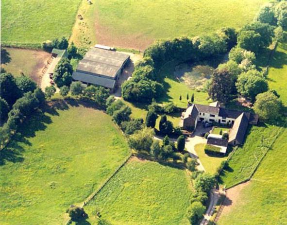 Grange Farm B & B in Holbrook, Derbyshire, England