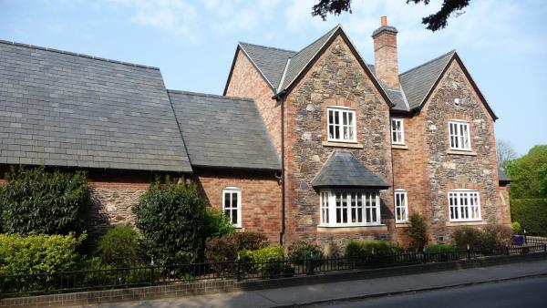 Keepers Lodge in Swithland, Leicestershire, England