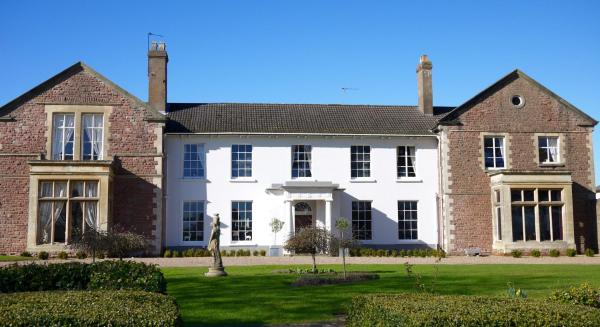 Glewstone Court Country House Hotel in Ross on Wye, Herefordshire, England