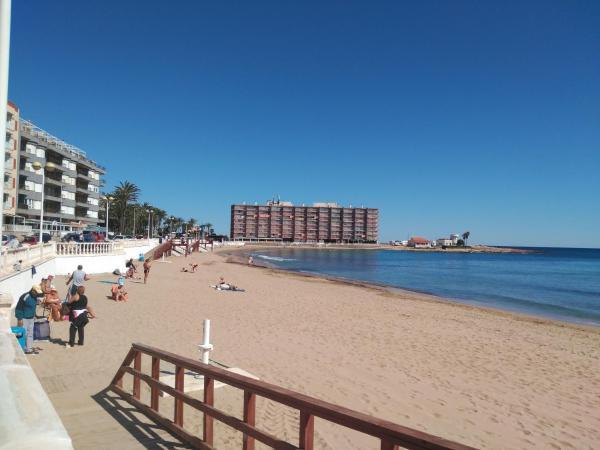Apartamento Turistico Pie de Playa