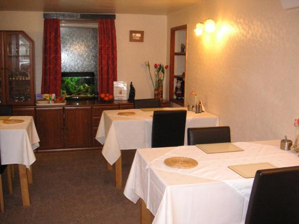 Ty Newydd Guest House in Trefriw, Conwy, Wales