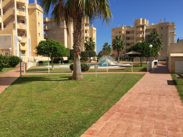 Apartamentos Parque Marino