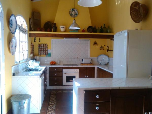 Casa Rural Valdevilano