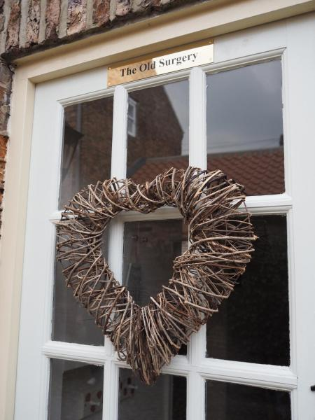 The Old Surgery in Thirsk, North Yorkshire, England