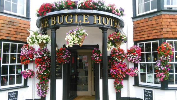 The Bugle Hotel Titchfield in Fareham, Hampshire, England