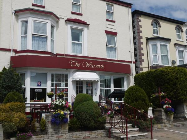 The Warwick Southport in Southport, Merseyside, England
