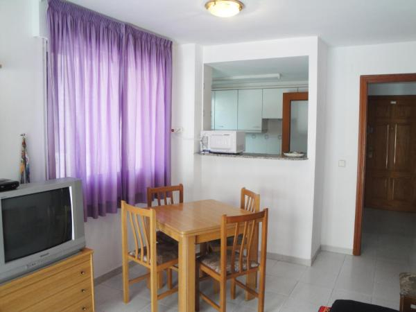 Apartamentos Olimpo 3000