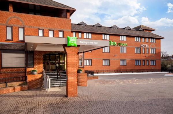 ibis Styles Reading Oxford Road in Reading, Berkshire, England