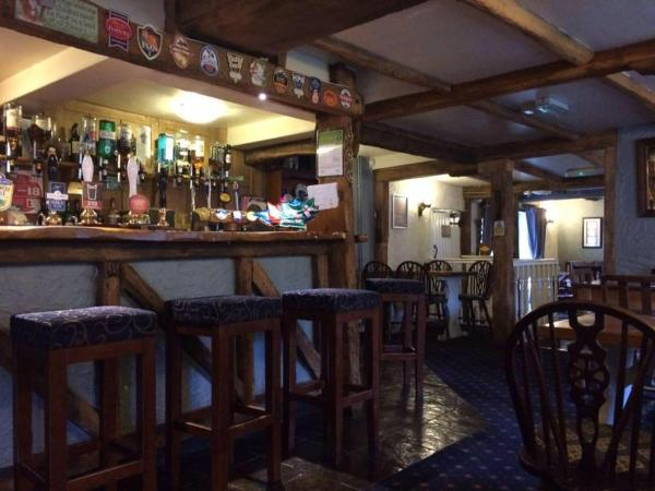 The Black Horse Inn in North Nibley, Gloucestershire, England