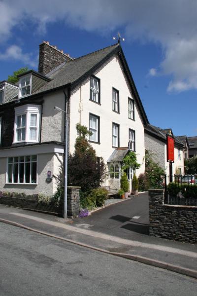 Mylne Bridge House in Windermere, Cumbria, England