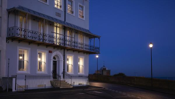 Albion House at Ramsgate in Ramsgate, Kent, England