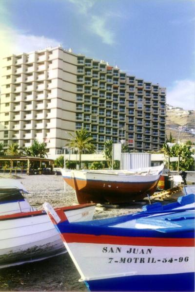 Apartamentos Chinasol