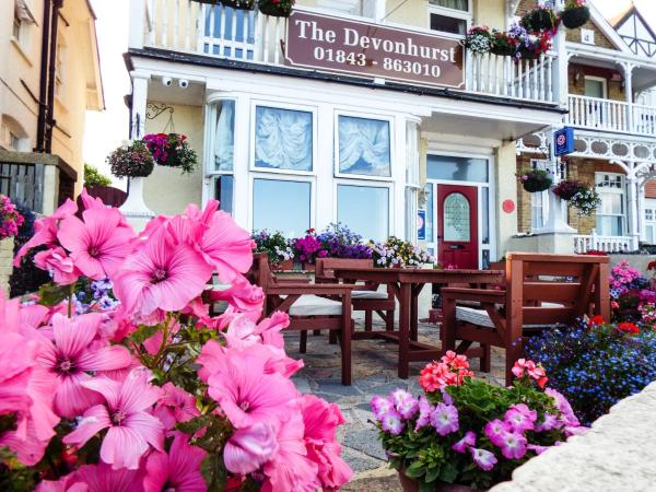 The Devonhurst in Broadstairs, Kent, England