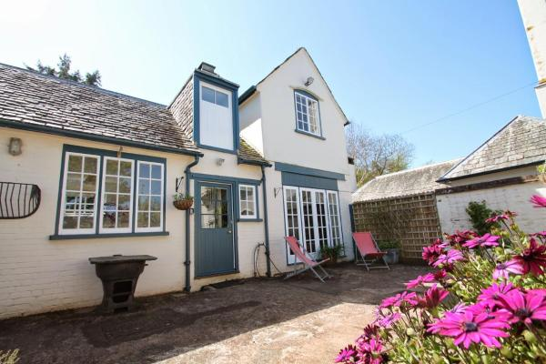 Coachman's Cottage, West Porlock in Porlock, Somerset, England