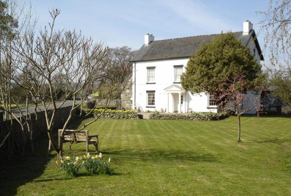 Pen-Isa'r-Llan Farm in Bala, Gwynedd, Wales