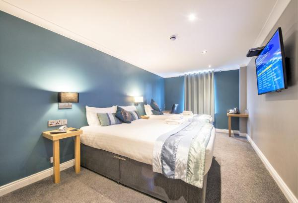 Dolphin Rooms in Cleethorpes, Lincolnshire, England