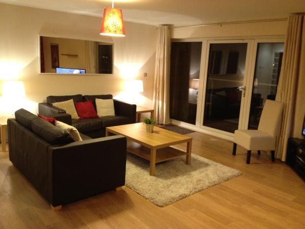 Cardiff Bay Luxury Apartment in Cardiff, Glamorgan, Wales