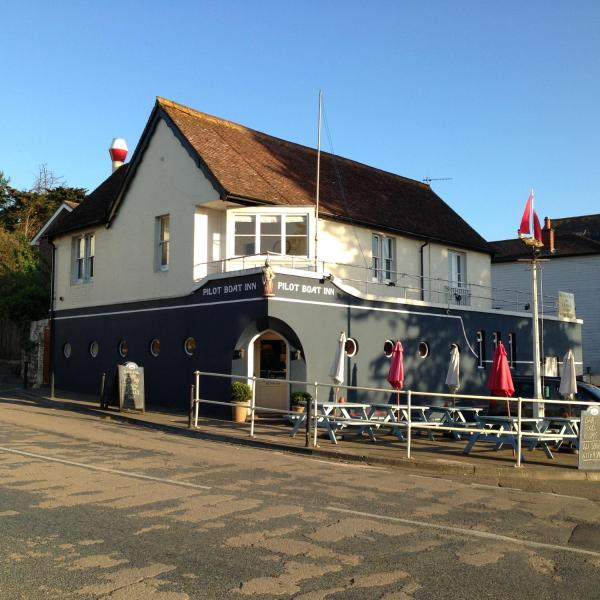 The Pilot Boat Inn in Bembridge, Isle of Wight, England
