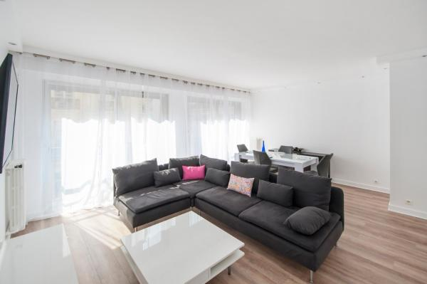 Pick a Flat - Trocadero / Poincarre apartment_1
