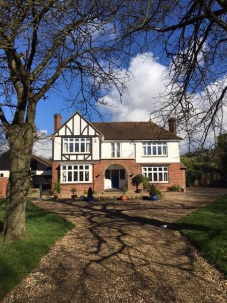 Shaw Grange in Ashford, Kent, England