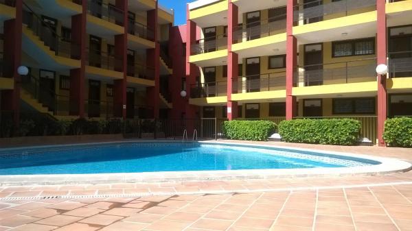Apartment Lago Santiago