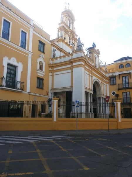 Encantador Loft Macarena Alameda
