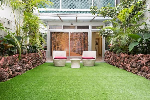 Suites Garden Loft Picasso