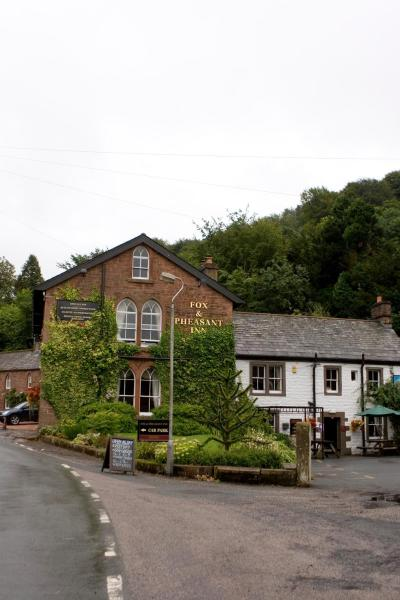 Fox and Pheasant Inn in Armathwaite, Cumbria, England