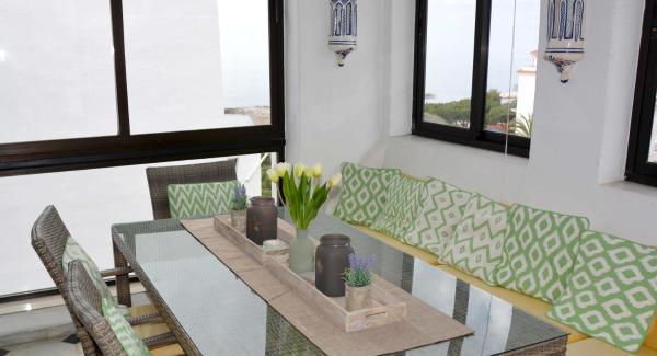 Playas Del Duque Apartment